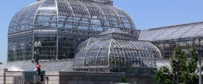 US Botanic Garden in Washington DC