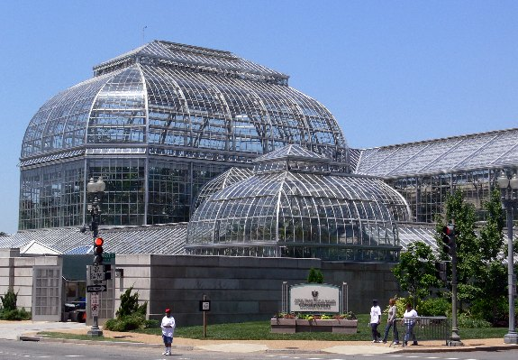 US Botanic Garden in Washington DC