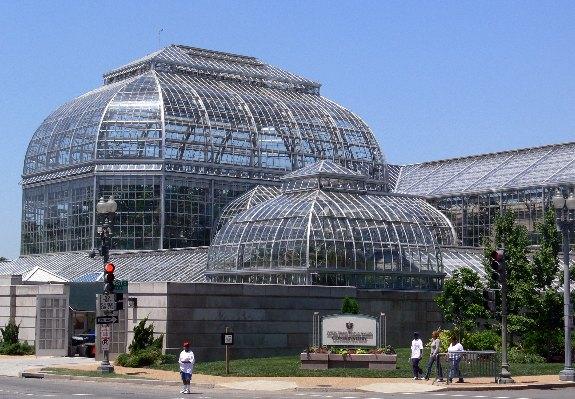 A Garden To End All Gardens U S Botanic Garden