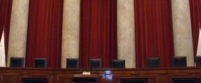 US Supreme court Washington DC chambers