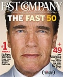 March Fast company magazine