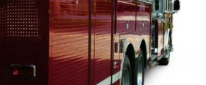 Hall of Flame museum fire trucks