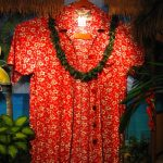 Shopping at Hilo Hattie's