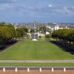 Honolulu's Punchbowl Honors Veterans