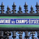 The Famous & Exclusive Avenue des Champs-Élysées