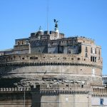 The Castel Sant'Angelo in Rome is Worth a Stop