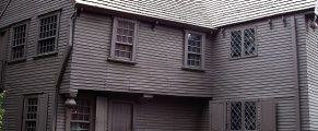 Paul Revere House in Boston
