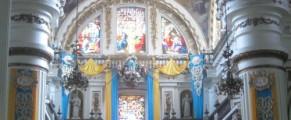 Altar of Guadalajara Cathedral