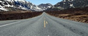 Road trip car trip vacation