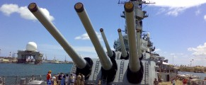 US Battleship Missouri The Mighty Mo