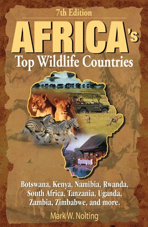 Book Africas Top Wildlife Countries