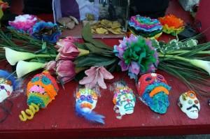 Sugar Skulls for Dia de Muertos