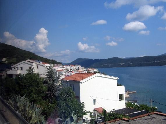 The coast of Bosnia-Herzegovina