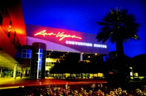 Las Vegas Convention Center at Night