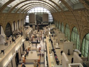 Museum d'Orsay in Paris has a great collection of Impressionist Paintings