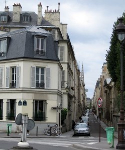 Paris neighborhood, 2007