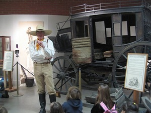 Storytelling at Gold Museum