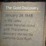 Finding Gold at Sutter's Mill