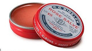 Rose Salve from CO Bigelow