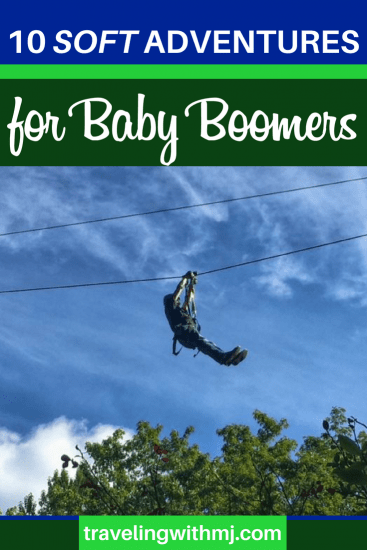 10 Soft Adventures for Baby Boomers