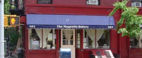 The Magnolia Bakery exterior