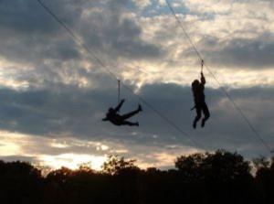 ziplining adventure