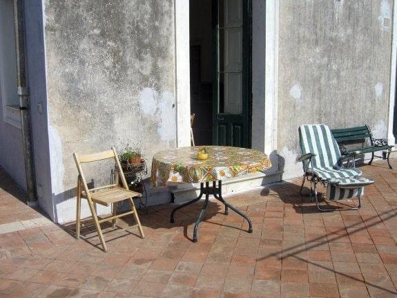 front patio sicily