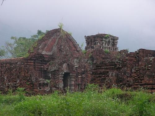 My Son Sanctuary Ruines