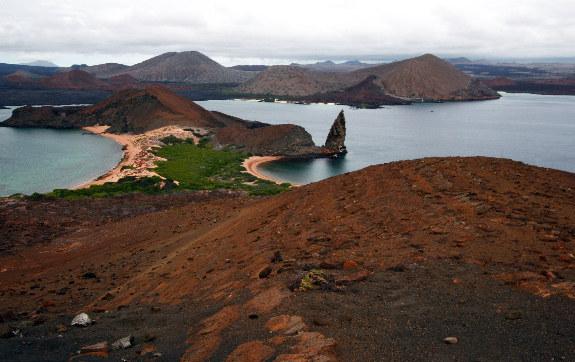 Barthlomew Island - Galapagos Islands