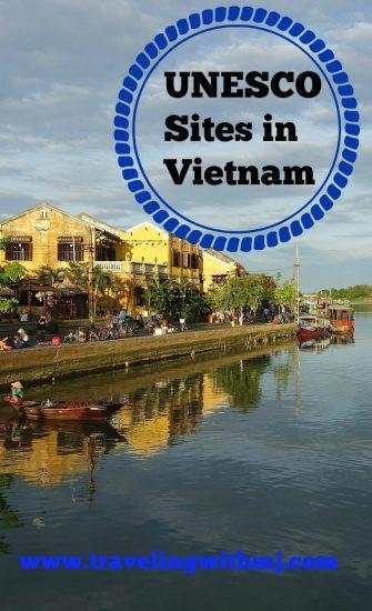 UNESCO sites in Vietnam