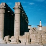 The East & West Bank of Luxor, Egypt