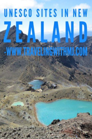 unesco sites in new zealand