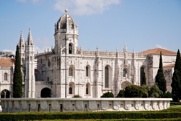 Hieronymites Monastery Lisbon Portugal
