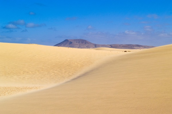 Corralejo Dunes, Fuerteventura Canary Islands Spain