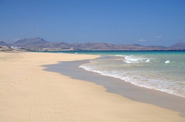 Sotavento Beach Canary Islands