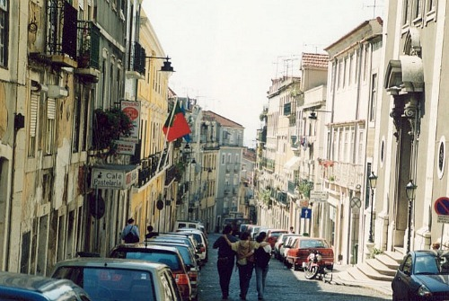 Bario Alta, Lisbon, Portual