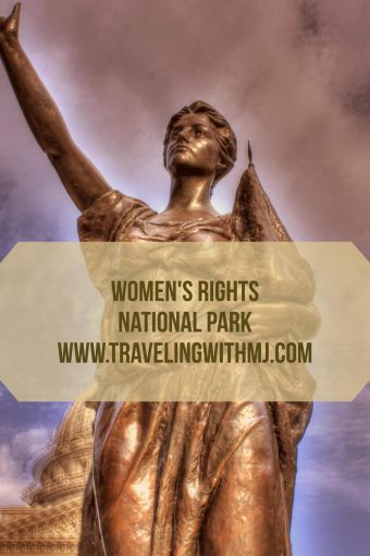 If you want to understand the struggle for women's suffrage, if you want to pass a legacy of the women's movement on to your daughter, if you need a reminder that it only takes a few people to launch a world-changing movement, a visit to the Women's Rights National Park will be a moving experience.
