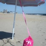 Noblo Umbrella Buddy Aids Beach Safety