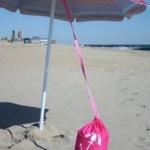 Noblo Umbrella Buddy Aids Beach Safety