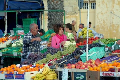 Market Day; Marsaxlokk Malta