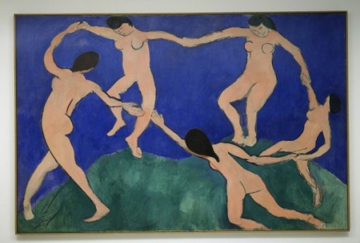 Matisse_The_Dance, MoMA New York