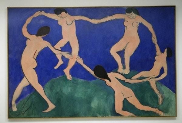 Matisse_The_Dance, MoMA New York