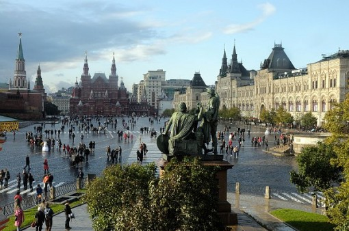 Red Square Moscow Russia