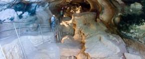 Ghar Dalam Caves on Malta