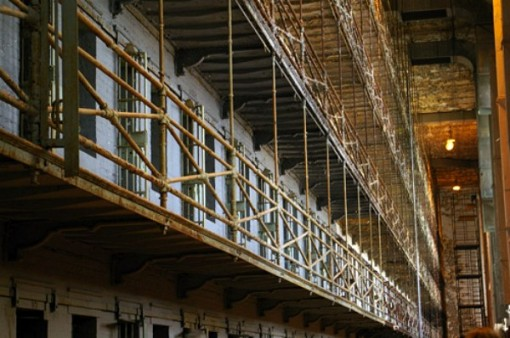 Cell Block - The Shawshank Redemption