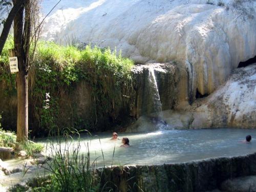 San Felippo Bagni, Tuscany Italy