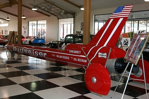 International Motorsports Hall Of Fame And Museum
