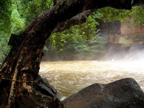 Near Haew Suwat Waterfall