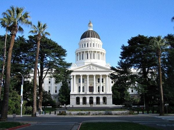 Capitol Building, Sacramento, California