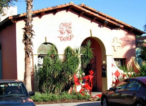 Cafe Tu Tu Tango in Orlando